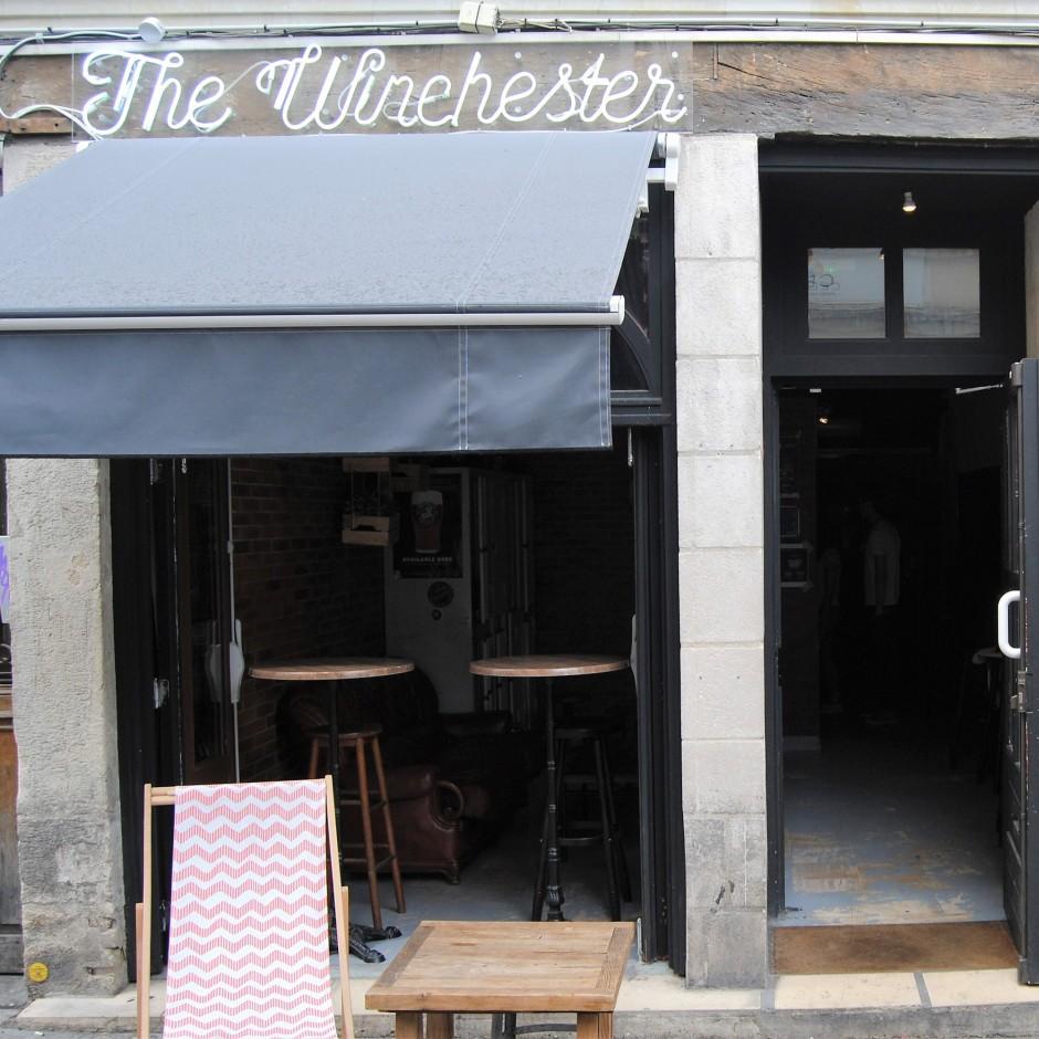 Coffee shop le Winchester