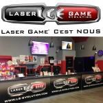 Laser Game à Caen