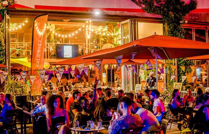 la calle bar cubain