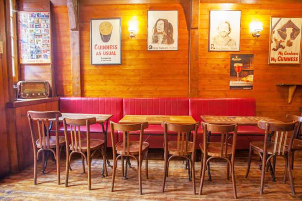 Le Big woods Pub à Angers