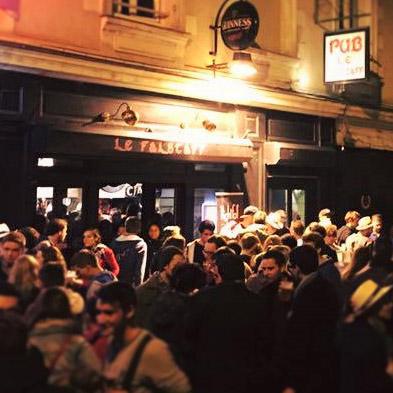 Pub le Falstaff à Angers