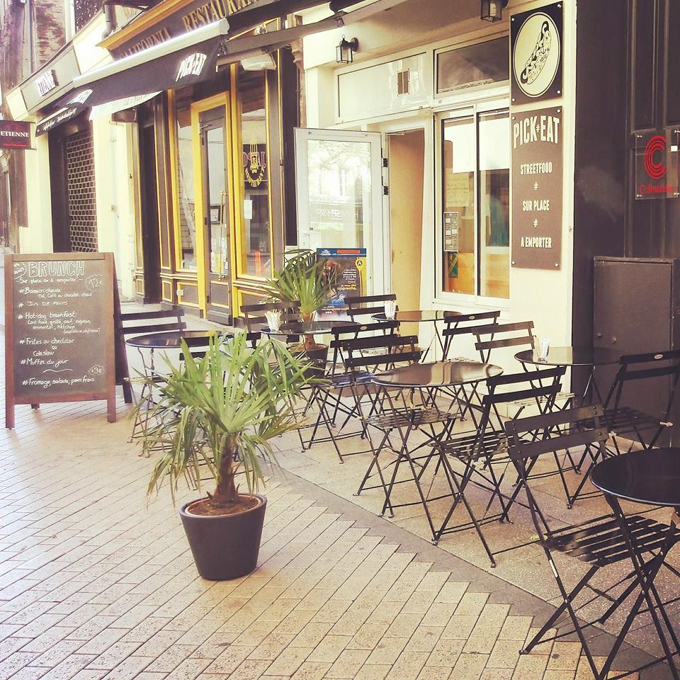Street food le Pick # Eat à Angers