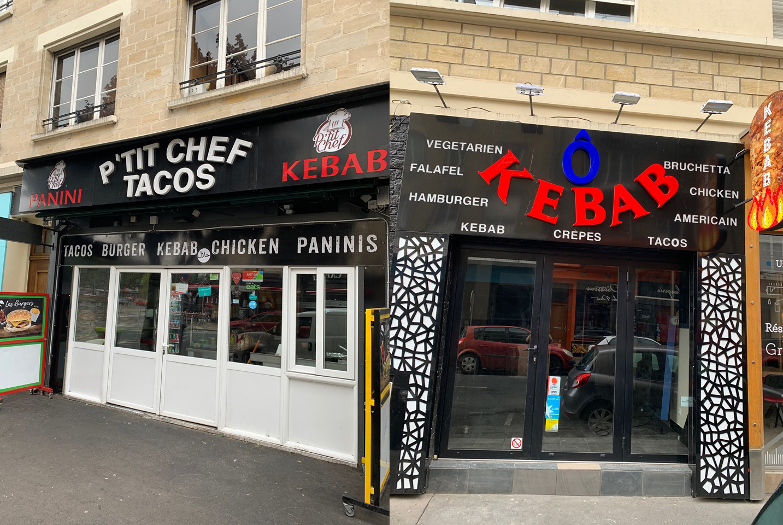 P'tit Chef & ô kebab