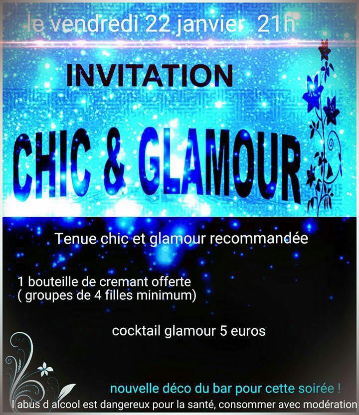 Une soirée Chic et Glamour !