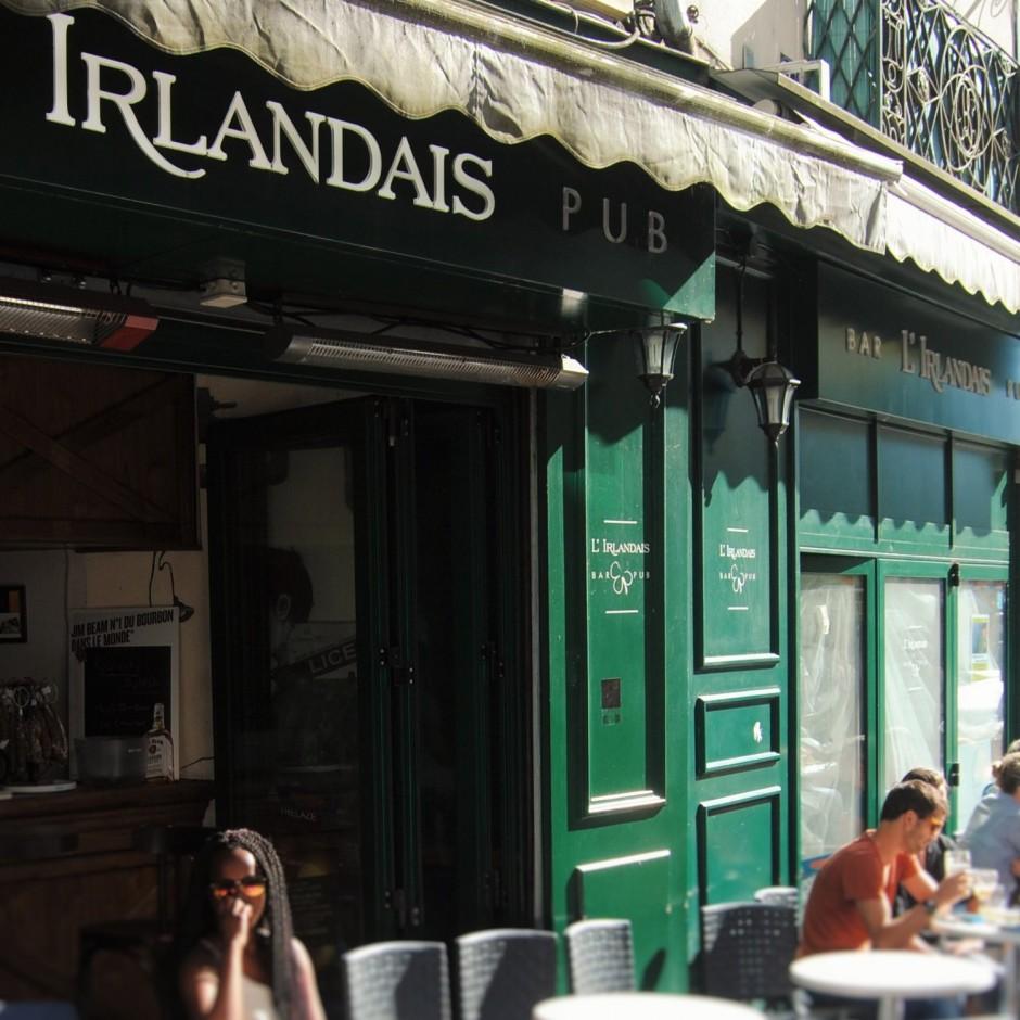 Le Pub l'Irlandais à Angers