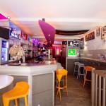 Bar à cocktails le Sunset à Rennes