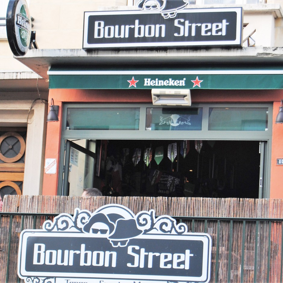Bar le Bourbon Street à Caen