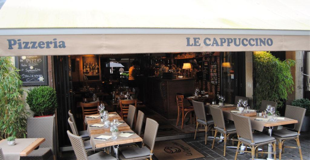 Restaurant italien le Cappuccino à Tours