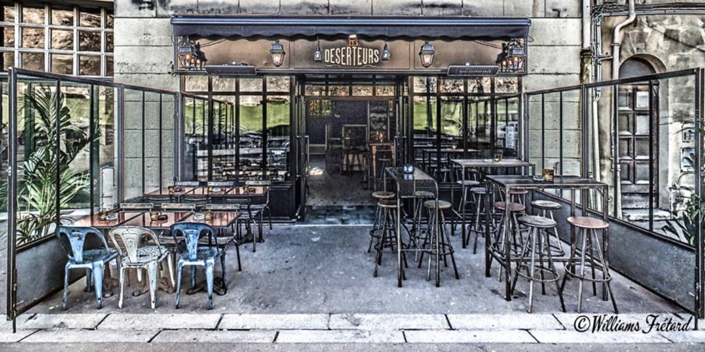 Bar les Déserteurs à Caen