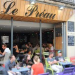 Bar le Préau à Caen