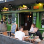 O'Donnells Irish pub à Caen