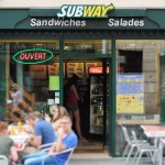 Restaurant le Subway à Caen