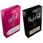 Jeux de cartes NightFall et GirlFall