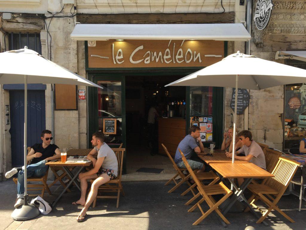 Bar Le Caméléon à Tours