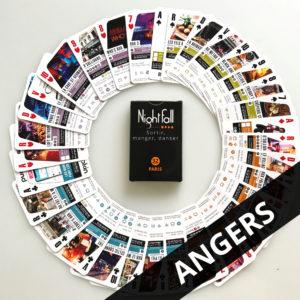 Jeux de cartes Angers