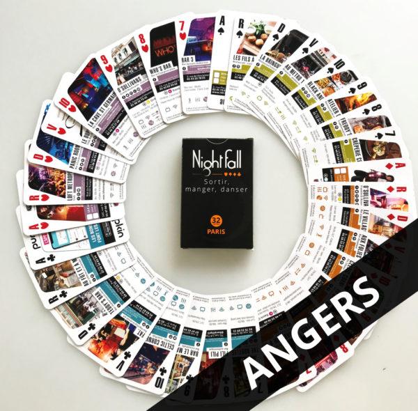 Jeux de cartes 2018 Angers
