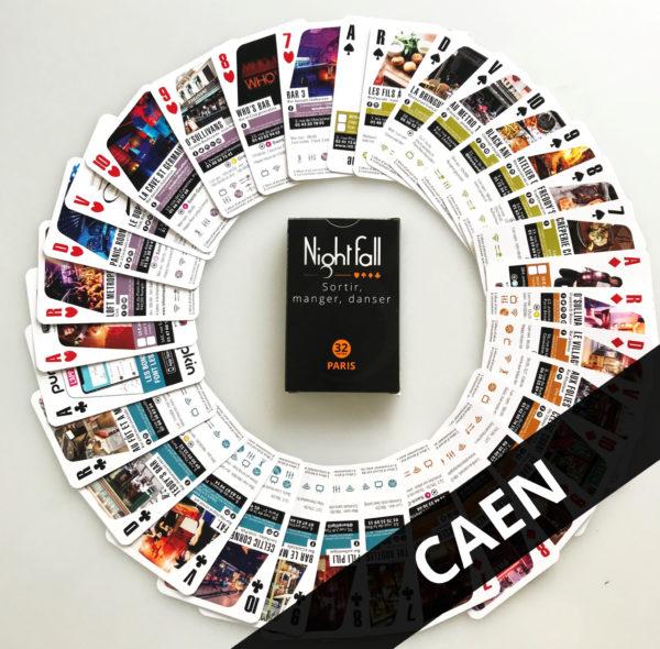 Jeux de cartes Caen