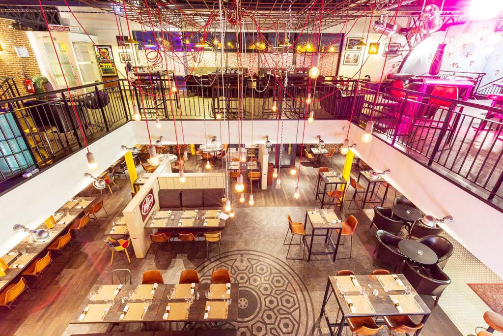 Restaurant La FabriK Food & Drink à Rouen