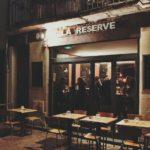Bar La Réserve à Tours