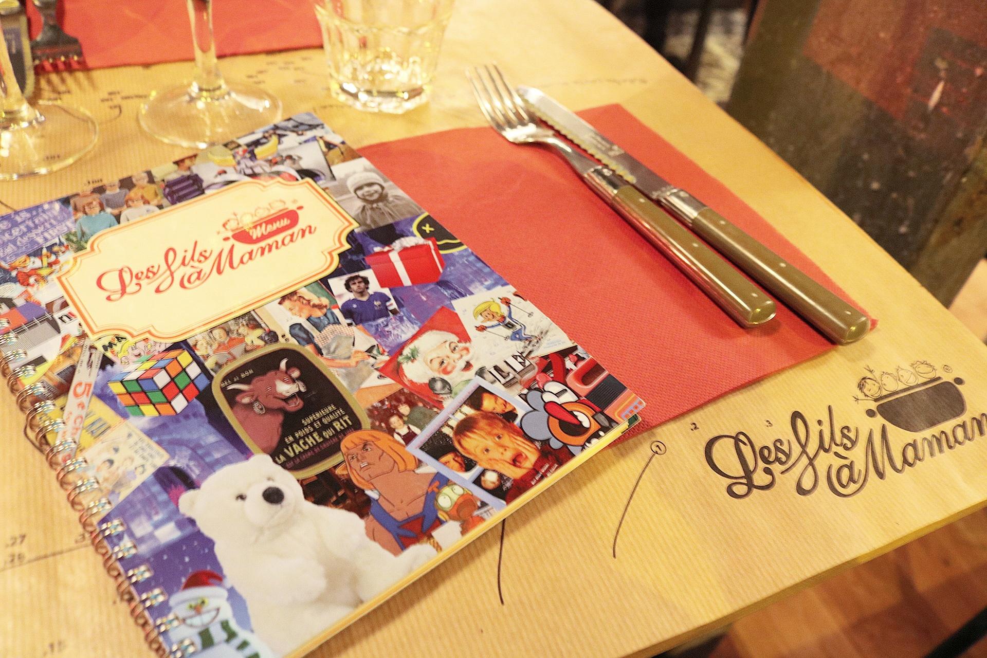 les fils à maman : cuisine française à caen - nightfall