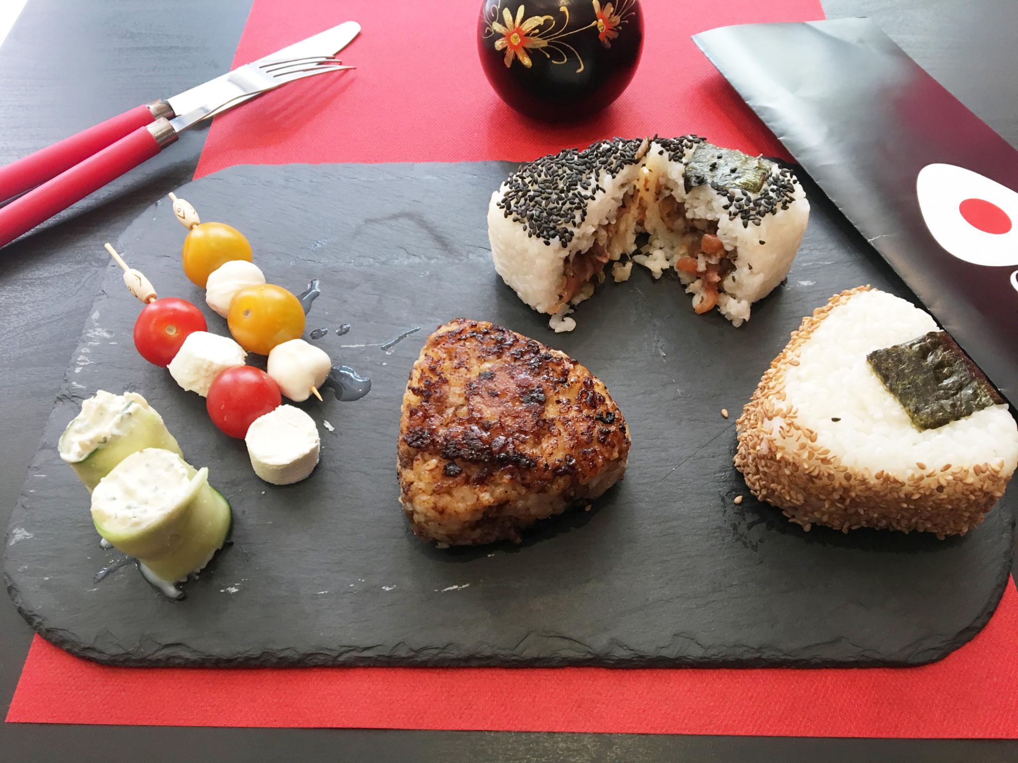 Restaurant japonais le Oni à Rouen