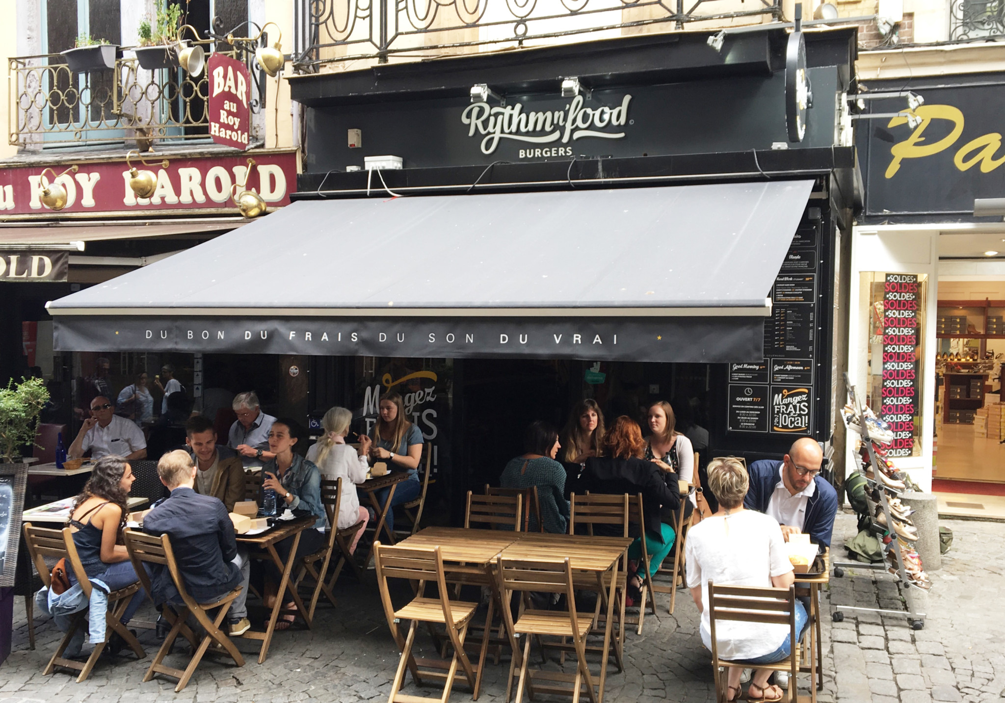 Rythm N' Food à Rouen