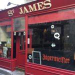 Pub St James à Tours