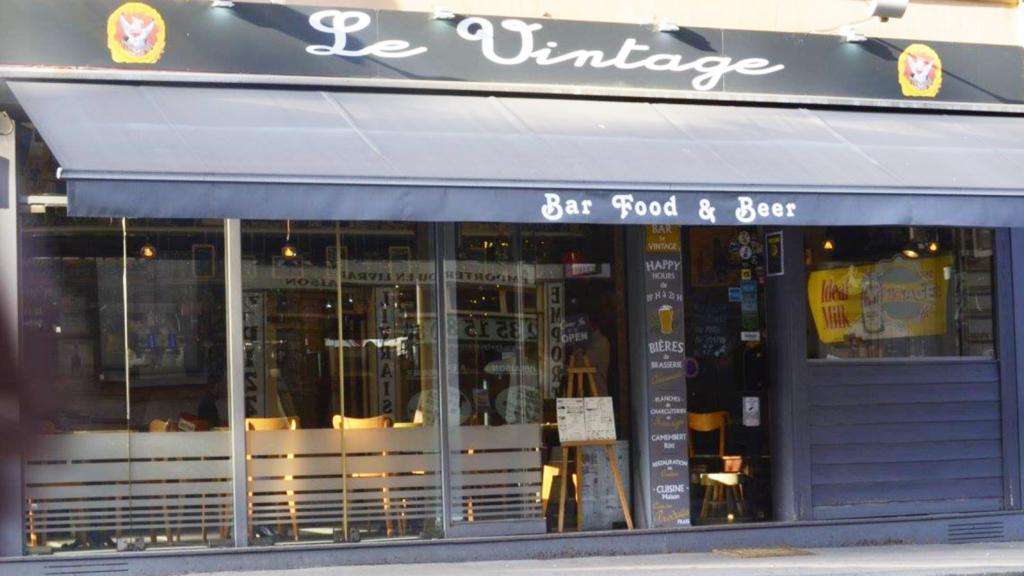 Bar Le Vintage à Rouen