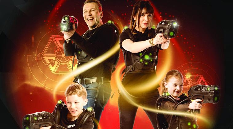 Laser Game Evolution Rouen