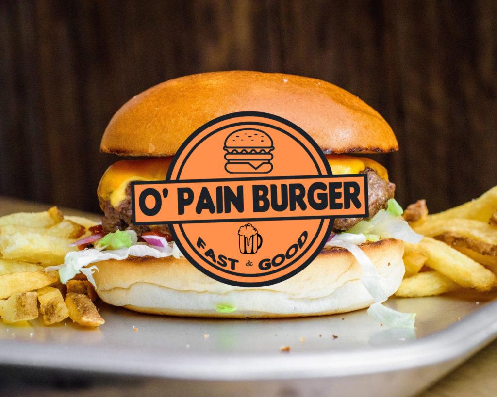 O'pain burger