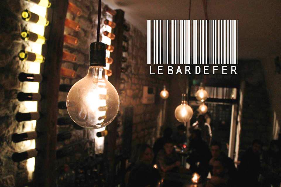 Le Bar de Fer