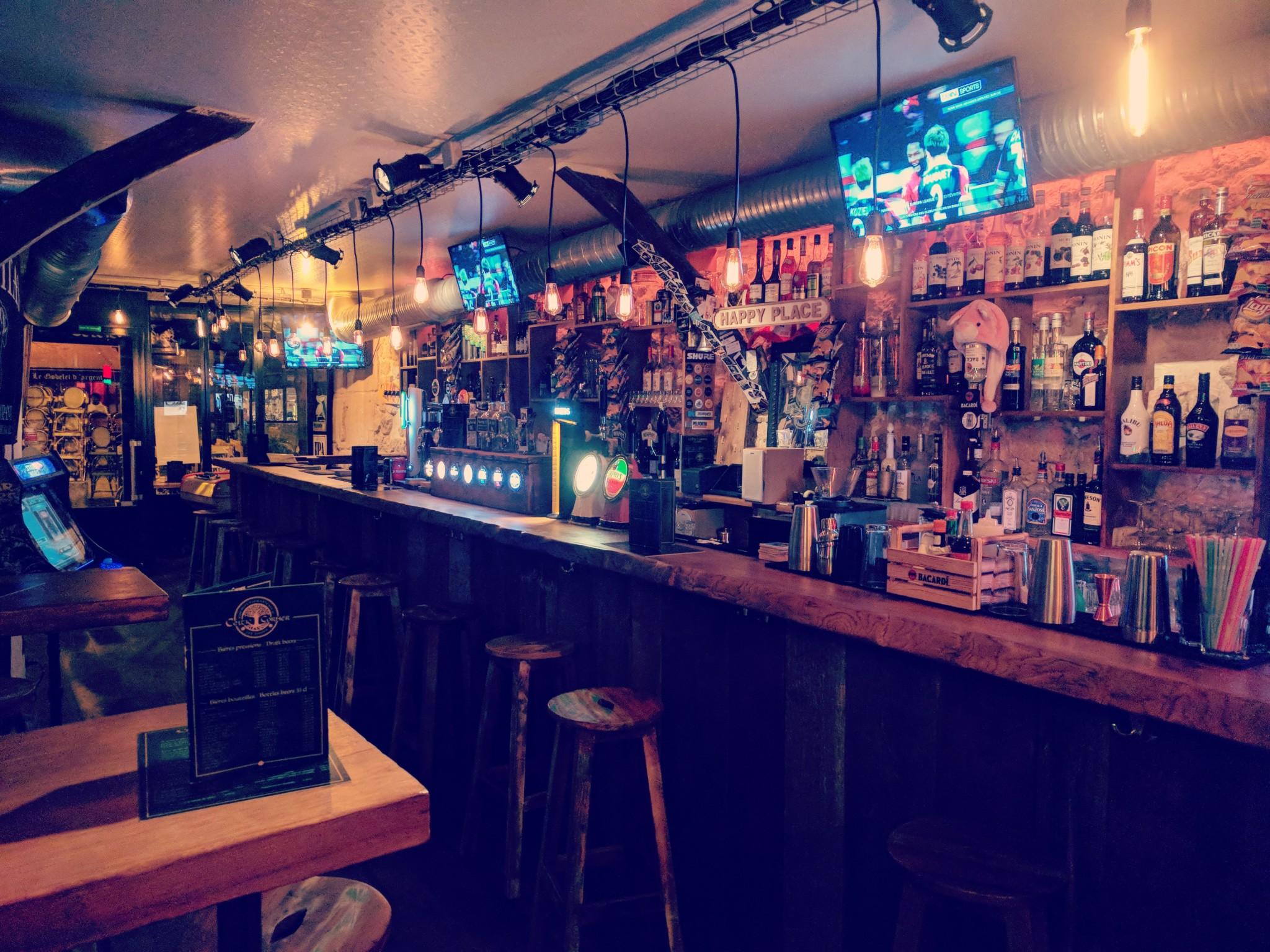 Celtic Corner Pub - Les Halles