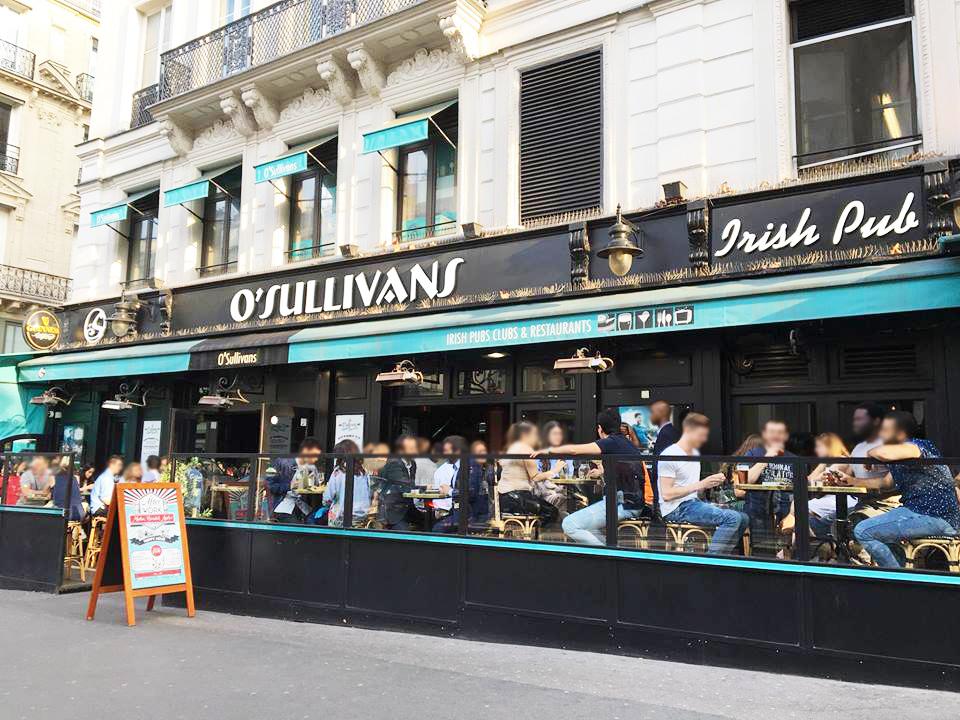 O'Sullivans Pub - Grands Boulevards