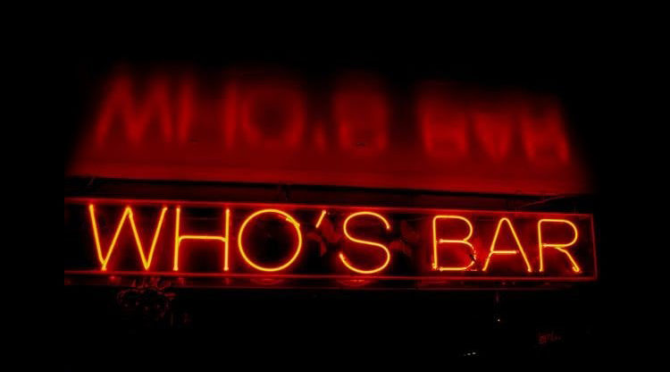Who's Bar