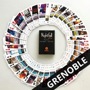 Jeux de cartes Grenoble