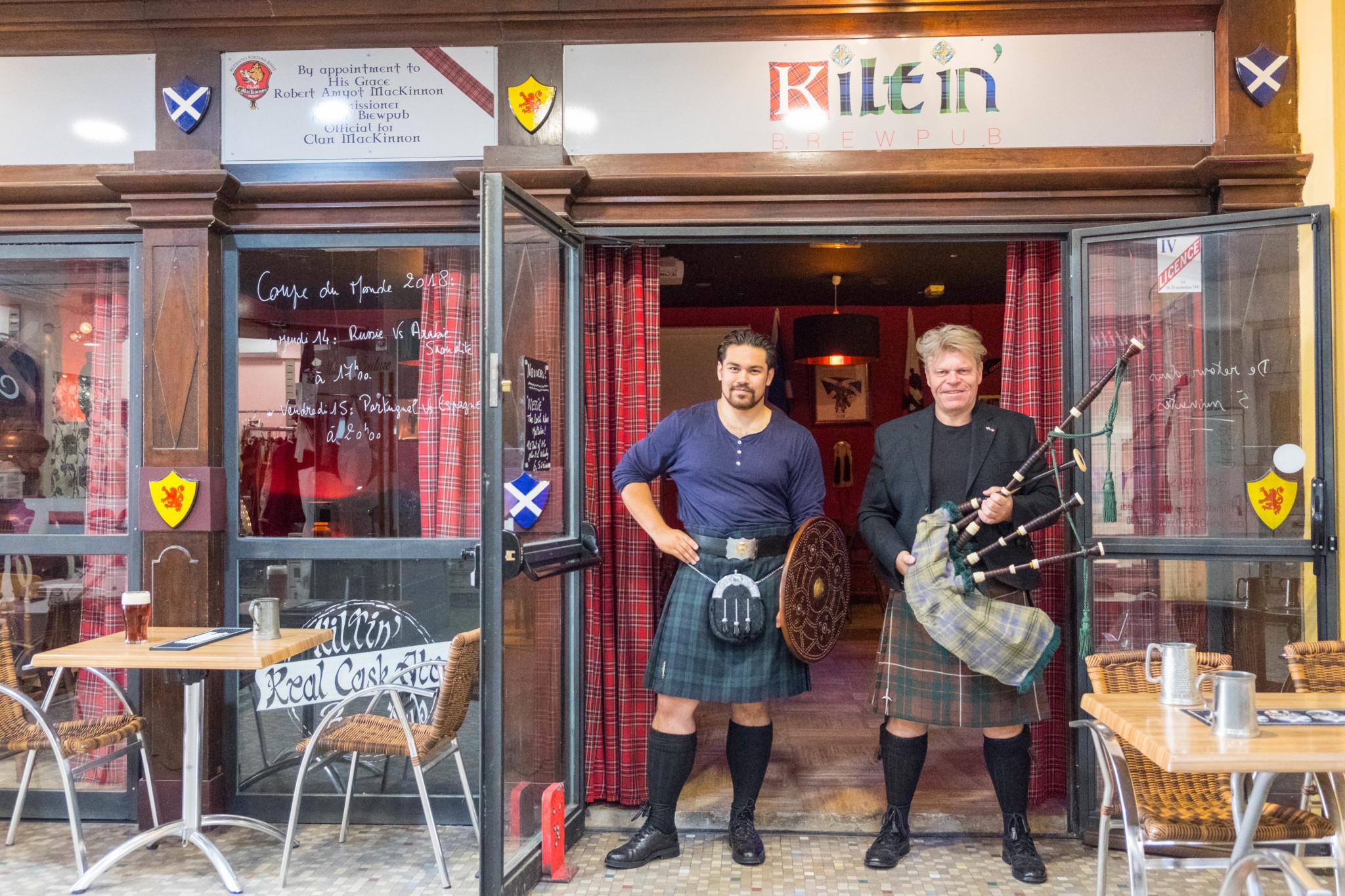 Kilt'in Brew Pub