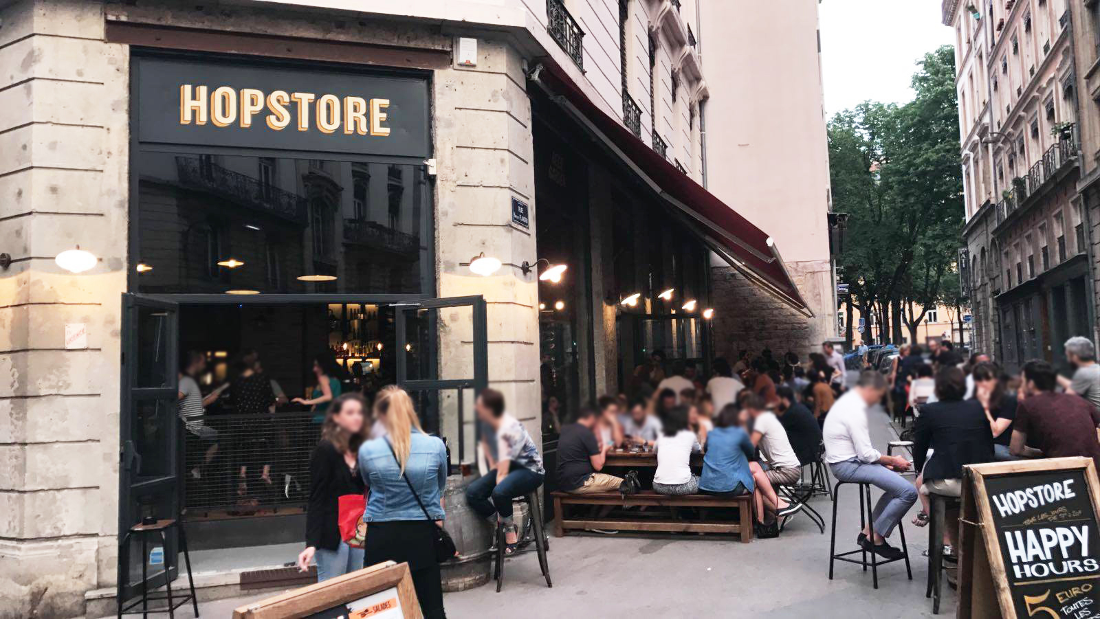 Hopstore Lyon