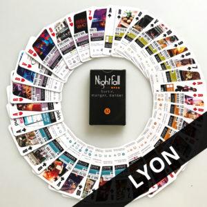 Jeux de cartes Lyon