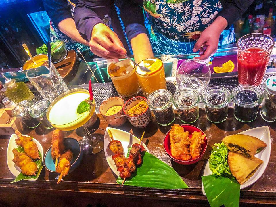 Mumbai Café Lyon