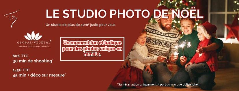 Shooting photo de Noël